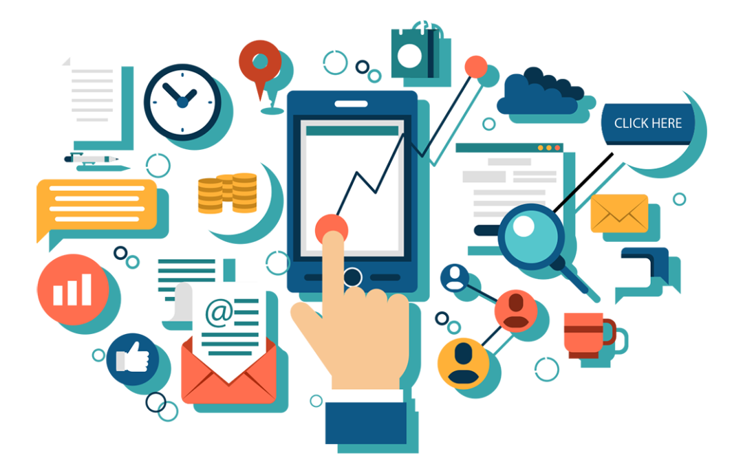 Website Design, Online Marketing, Remote Consultation, SEO